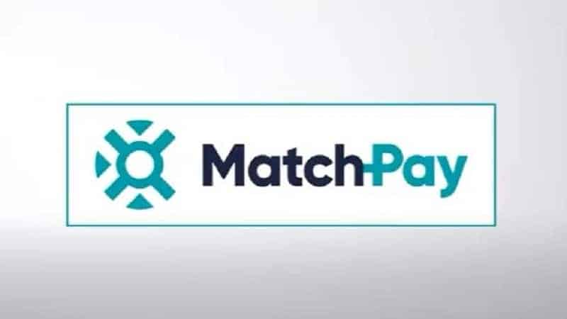 matchpay logo for online merchant account trading platform